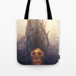 Emergence of Fierce Tranquility Tote Bag
