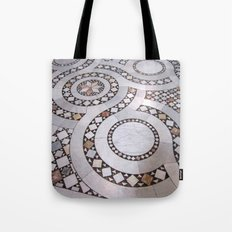 Cathedral Floor Tote Bag