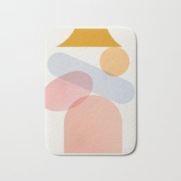 Abstraction_Home_Sweet_Home Bath Mat