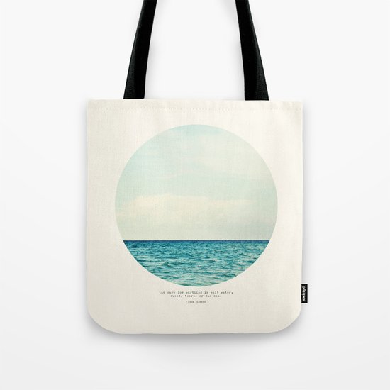 Salt Water Cure Tote Bag