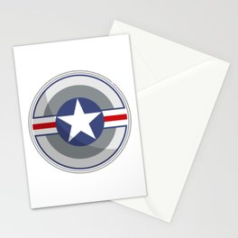 A Fictitious Shield Stationery Cards