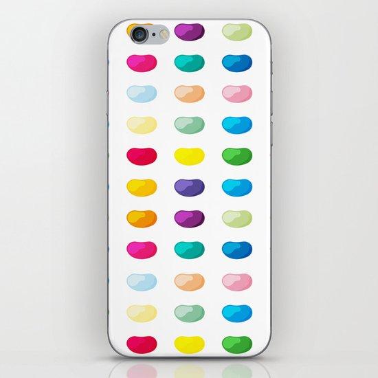 full of beans iPhone & iPod Skin