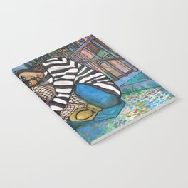Downtown Harlem (Who Knows) Notebook