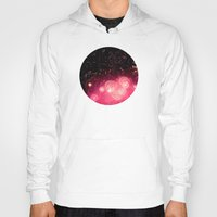 fireworks Hoodies featuring Fireworks by Loaded Light Photography
