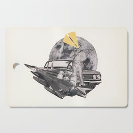 1960 Cutting Board