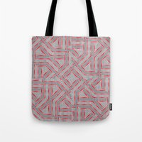 labyrinth Tote Bags featuring Labyrinth by LoRo  Art & Pictures