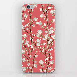 Go Orient Cherry Blossoms iPhone Skin