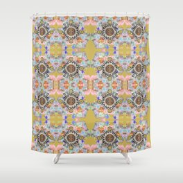 Semi-Eternal Tapestry Shower Curtain
