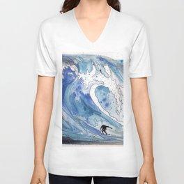 Surf Life Unisex V-Neck