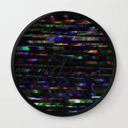 secret meeting Wall Clock
