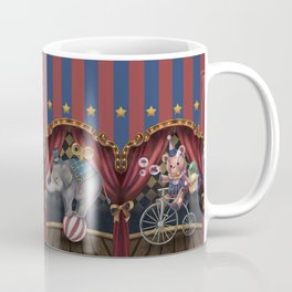 Mysterious Circus Tour Coffee Mug