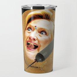 Hillary Pancake Travel Mug