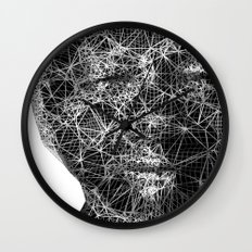 Mandela Wall Clock