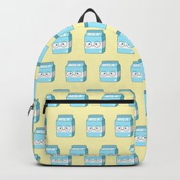 Kawaii Milk Backpack
