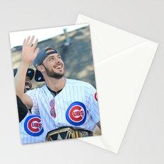 Kris Bryant - Chicago World Champion Stationery Cards