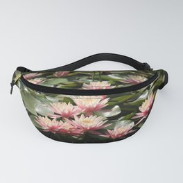 Pond in bloom Fanny Pack