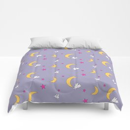 Usagi Tsukino Sheet Duvet - Sailor Moon Bunnies V2 Comforters