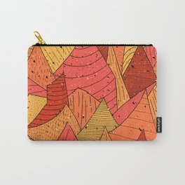 Pumpkin Slices Carry-All Pouch