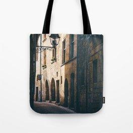 Old World Streets of Sarlat Tote Bag