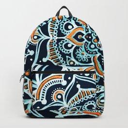 Bohemian Zen Mandala Backpack