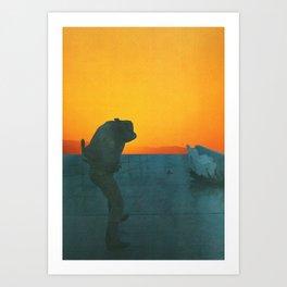 2049 (2) Art Print