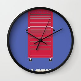 Essence of Jalopnik Wall Clock