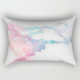 Unicorn Vein Marble Rectangular Pillow
