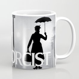 Mary Poppins in the Exorcist Coffee Mug