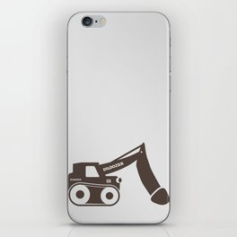 Dildozer iPhone Skin