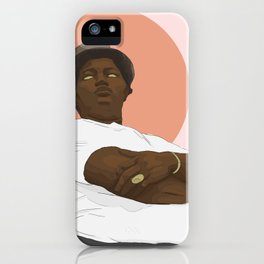 Big Mama Thornton iPhone Case
