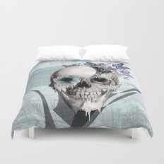 Open minded Duvet Cover