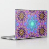 meditation Laptop & iPad Skins featuring Meditation by David Zydd