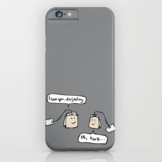 You're My Cup of Tea iPhone & iPod Case