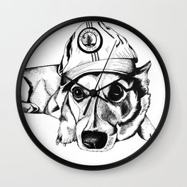 For Cassidy Wall Clock