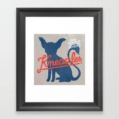 Kneazles Framed Art Print