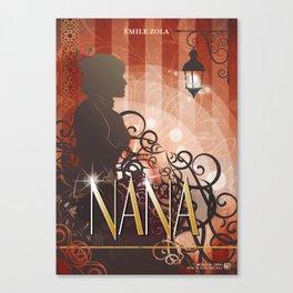 Nana Canvas Print