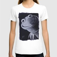 kermit T-shirts featuring KERMIT by John McGlynn