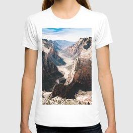 Zion Canyon National Park T-shirt