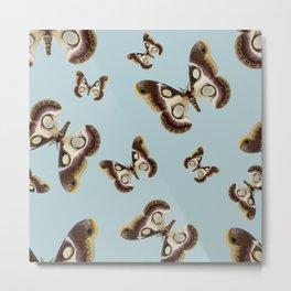 Moths! Metal Print