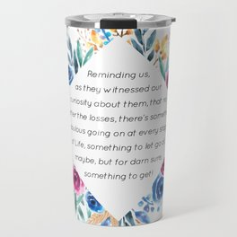 for darn sure, something to get - A. Walker Collection Travel Mug