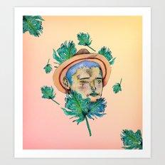 Faenas del campo Art Print