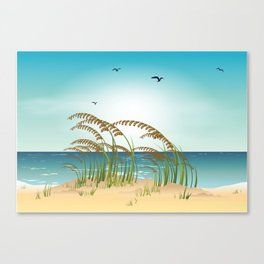The sweet scent of Summer II.  Canvas Print