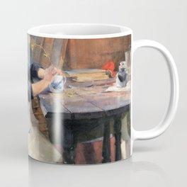 The Convalescent - Helene Sofia Schjerfbeck Coffee Mug