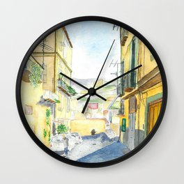 Steal Your Power Wall Clock