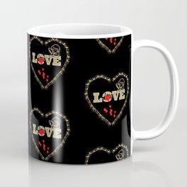 The Love Of My Heart Coffee Mug