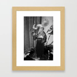 Saint Amaro Framed Art Print