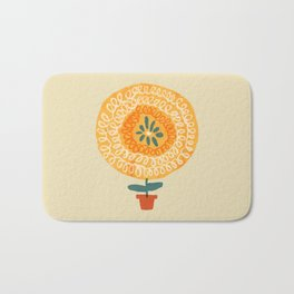 I'm a flower - be the best you can be Bath Mat