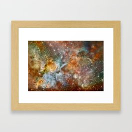 Acrylic Multiverse Framed Art Print