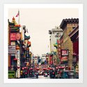 San Francisco China Town by kimfearheileyphotography