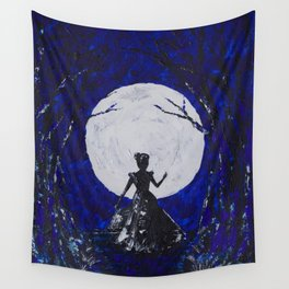 Flight of the Princess Wall Tapestry